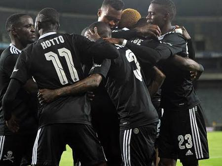 International Break Added To Orlando Pirates Injury Woes - Hotto, Monare & More Unavailable