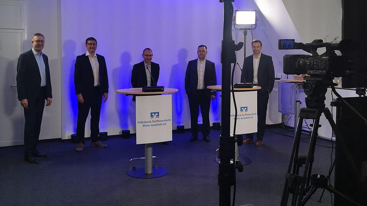 VR Rhön-Grabfeld: Dividende und Bonus für Mitglieder
