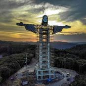 Even Though Christ The Redeemer Statue Is Very High, See The One That Will Be Highest When Completed
