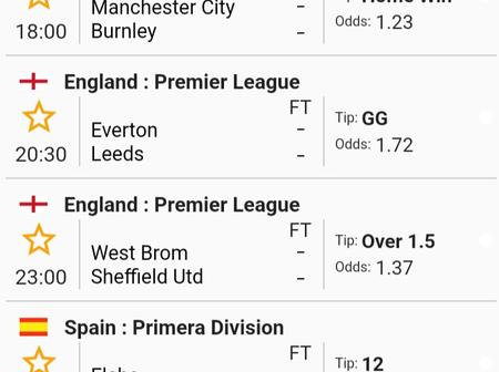 Win with Today's Accurate Soccer Predictions