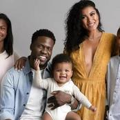 Check Out These Cute Pictures of Kevin Hart And His Family