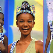 19 years after winning miss world: take a look at Agbani Darego now, her husband, son