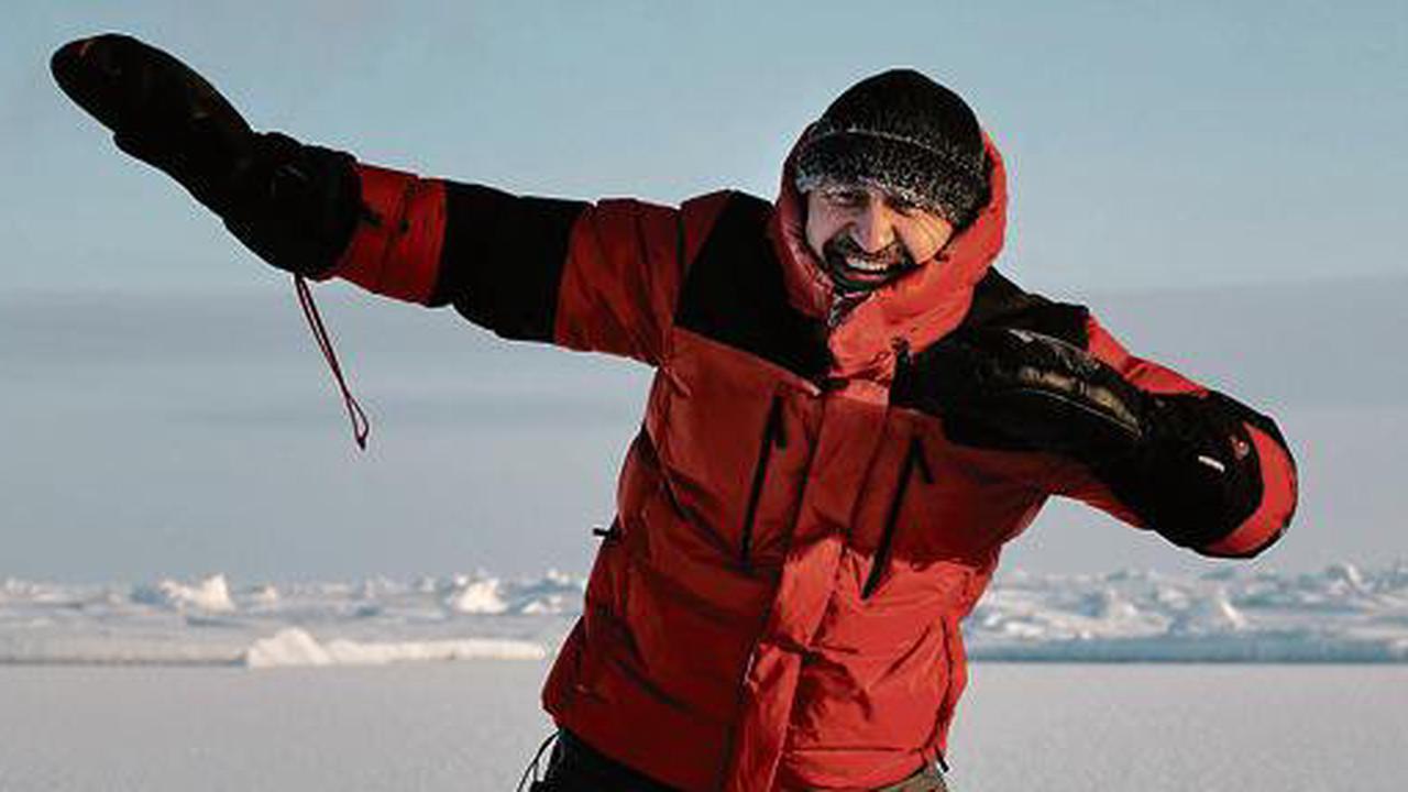 Als Hubschrauberpilot unterwegs in der ganzen Welt: Unterwegs in der Arktis, Antarktis und überall dazwischen