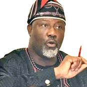 Another Strong Message From Dino Malaye To FG For Equipping Thugs Against Protesters