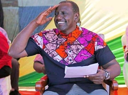 Kenya's Seventh Vice President Who is Busy Deflating Ruto's Political Wheel