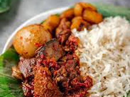 How To Prepare Ofada Rice and Ofada Stew Ayamase with no Stones