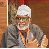 Opinion: Akeredolu should reform NURTW Ondo State chapter to create 20,000 jobs for jobless graduates