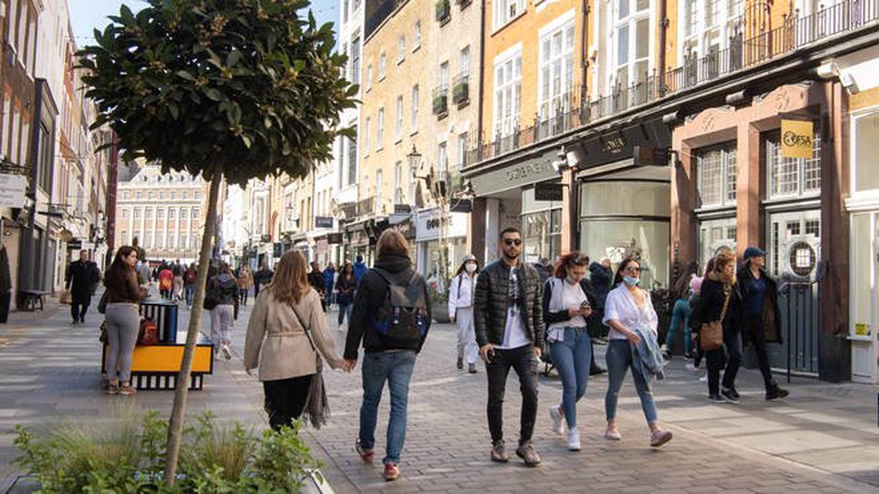 Consumer confidence edges up slightly amid guarded view of the future