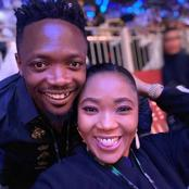 Lovely Photos Of Ahmed Musa And His Beautiful Wife