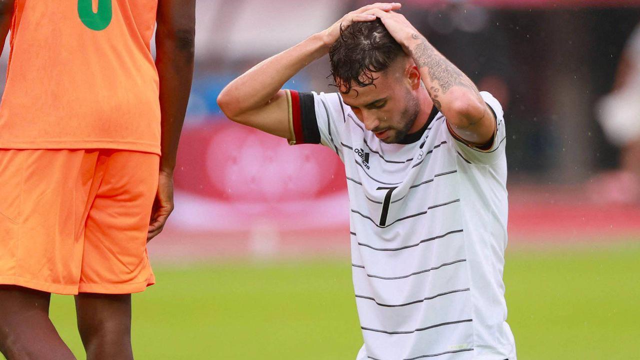 Olympisches Fußballturnier: Deutschland früh ausgeschieden