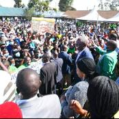 Hustlers: Youths From Dagoreti South Excited On DP Ruto's Vehicle