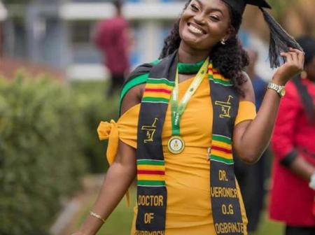 Sudden Death: Beautiful KNUST Student Passes On After Graduating From Pharmacy School