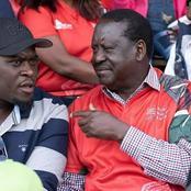 Raila Heeds to Sakaja's Plea, Visits Ailing Rugby Legend Ben Ayimba
