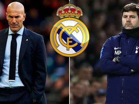 OPINION: 3 Reasons Why Real Madrid Will Regret Replacing Zidane With Pouchettino As A Manager.