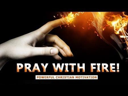 Pray! Pray! Pray! Rome Wasn't Built In A Day: Wake Up And Pray These Short Prayer.