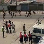 Koumassi : des élèves s'adonnent à des bagarres de groupe avec des machettes