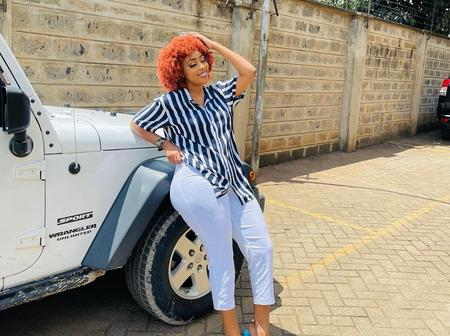 'My own money is sufficient' Socialite Amber Ray tells Fan