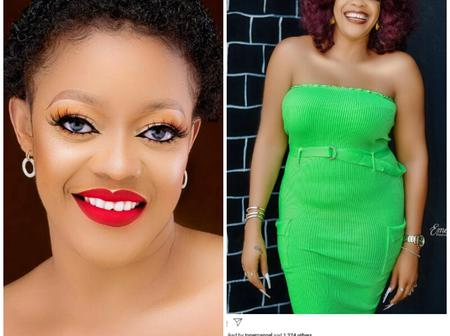 Eve Esin Slays In Stylish Outfit, Says,