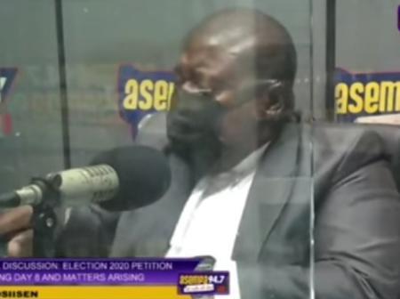 I am sorry; Kpessa Whyte has disappointed Mahama - Nana B boldly declares