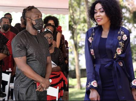 You Are Gone But Not Forgotten - Eddie Nartey Sad Message To Her Late Wife On Her Birthday
