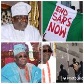 Hoodlums Stole $2million Dollars, N17miilion Naira From My Palace During Endsars- Oba Of Lagos