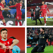 Liverpool Receive Massive Boost As Up To 5 Star Players Recover From Injuries Ahead Of Chelsea Clash