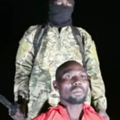 CAN Cry Out, See What They Said Buhari Should Do For Pastor Abducted By Boko Haram