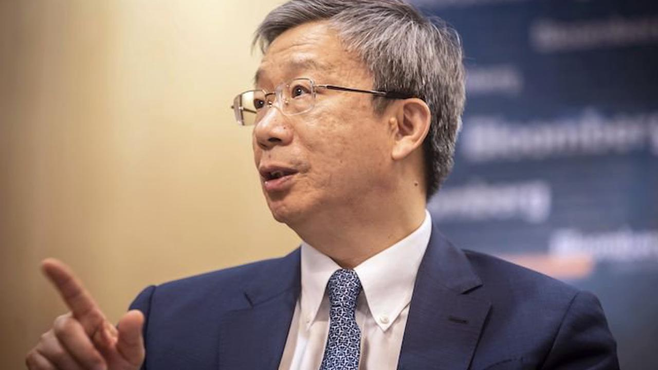 PBOC Governor Sees Stable Policy, Inflation Below Target