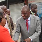 Meet Mike Nkuna, a shareholder at Kaizer Chiefs.