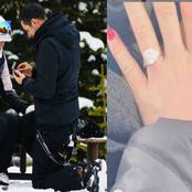 Bill Gates daughter celebrates 1yr anniversary of engagement