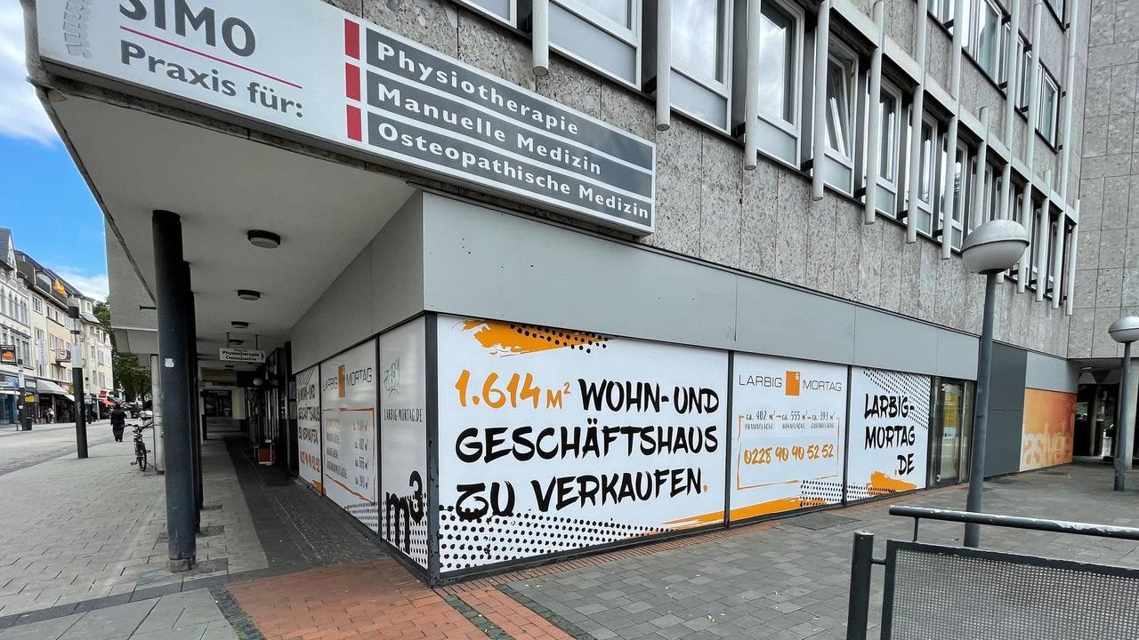 Innenstadtentwicklung in Bad Godesberg: Ehemalige McDonald's-Filiale hat einen neuen Mieter