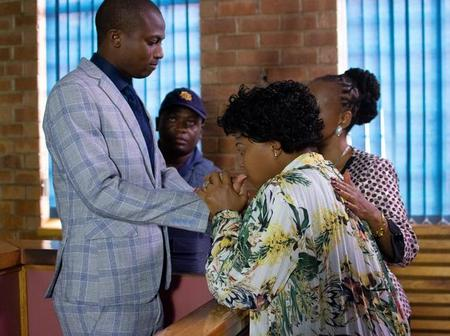 Watch : Skeem Saam Actress who will ended in tears as She lost her son Again