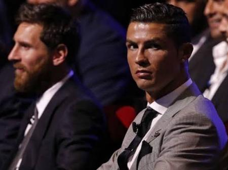 Opinion: Two Reasons Messi And Ronaldo Are Not Following Each other On Social Media