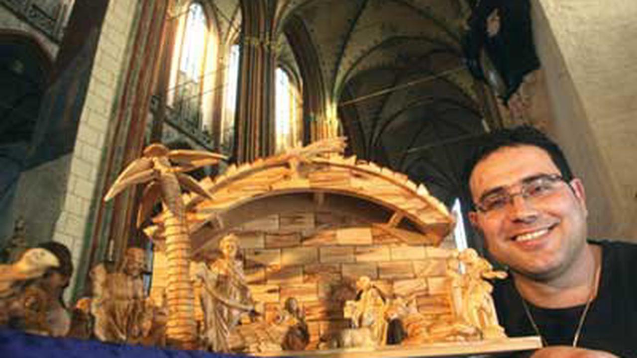 Alle Jahre wieder: Nabil Shahwan in St. Marien