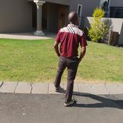 Checkout The Big House Of Fallen Soccer Star [See Pics] - opinion