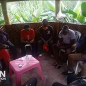 Avoid Viewing This Hilarious Pictures Of Sting Men Association Of Nigeria If You Don't Want To Laugh