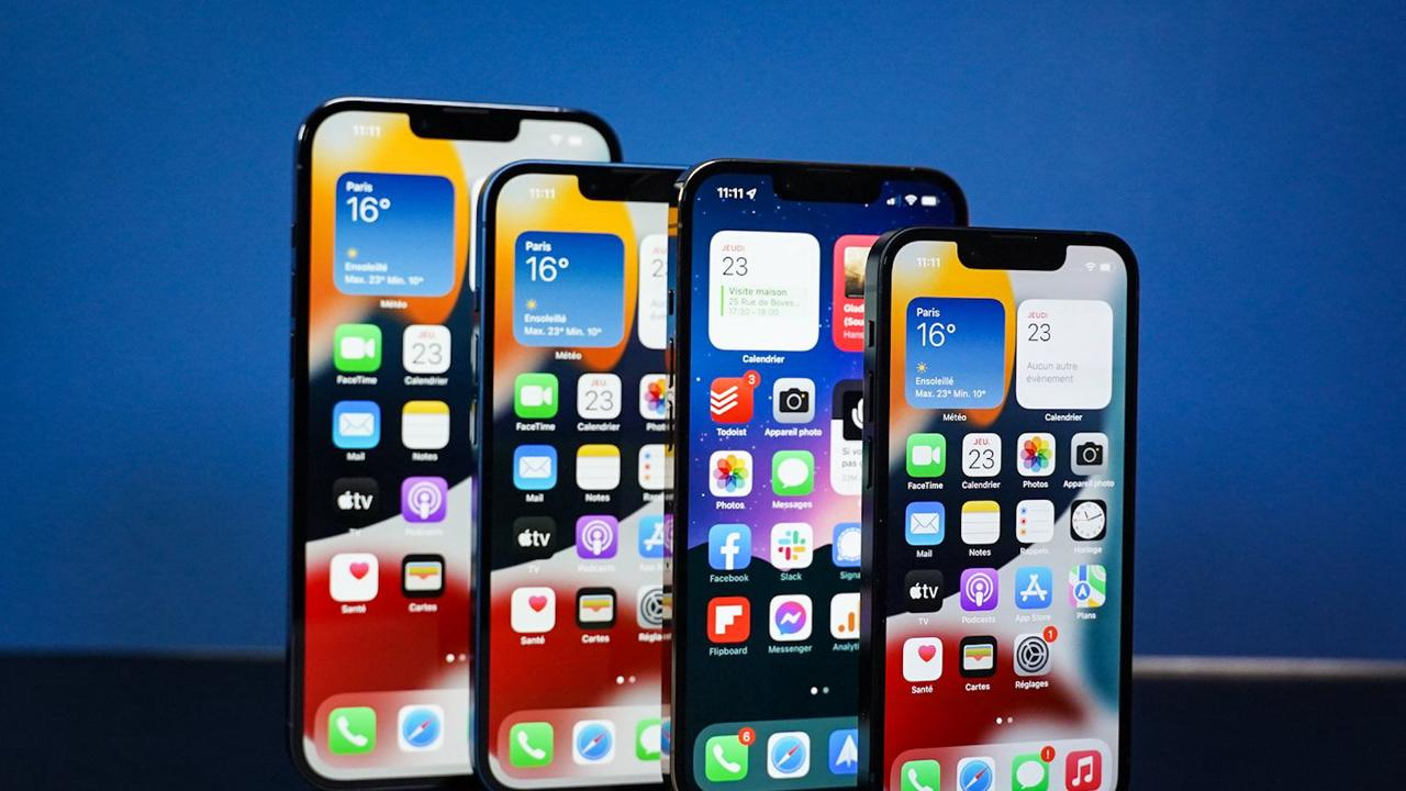 L'iPhone 5G d'Apple attendu de pied ferme