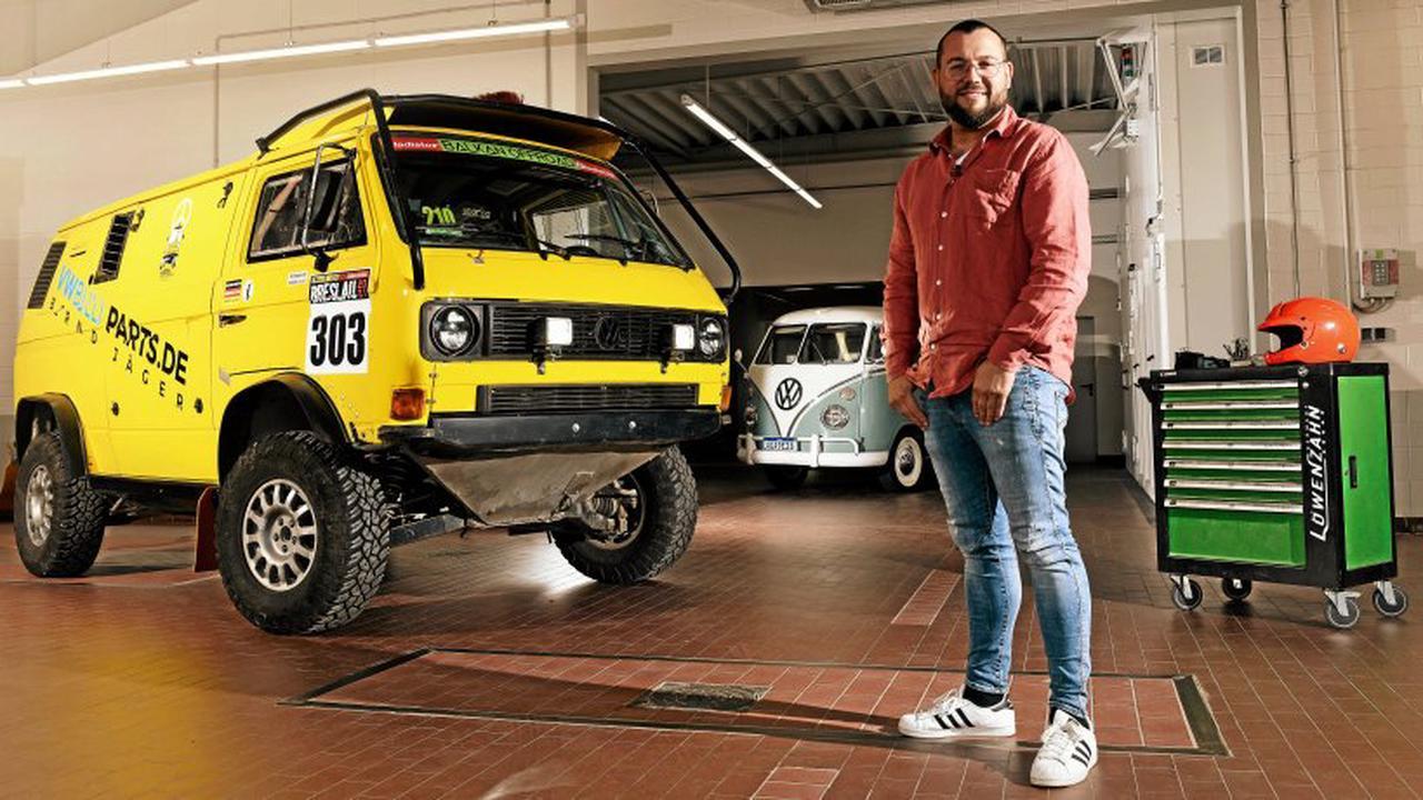 Spielzeughersteller Mattel sucht abstrakte Fahrzeuge - Liebhaber aus Struth bewirbt sich