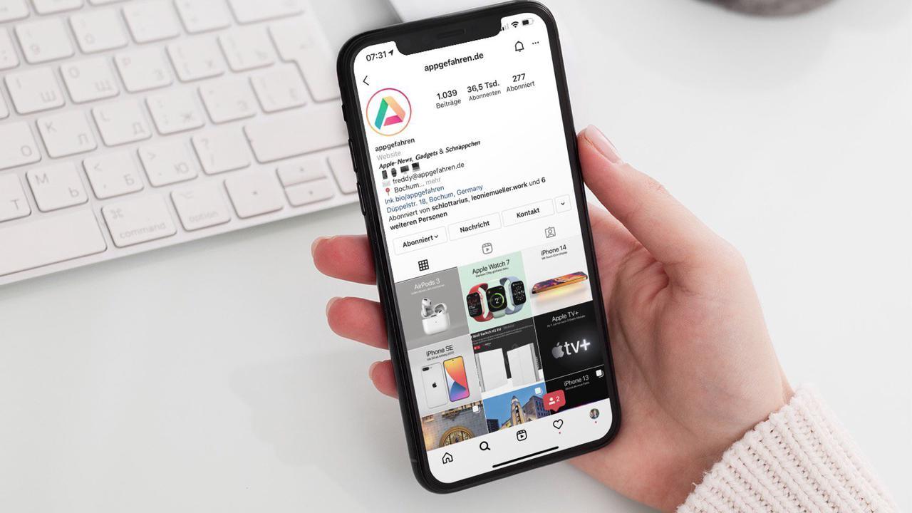 Instagram: iOS 15 schaltet Stories stumm, ein Update kommt in Kürze