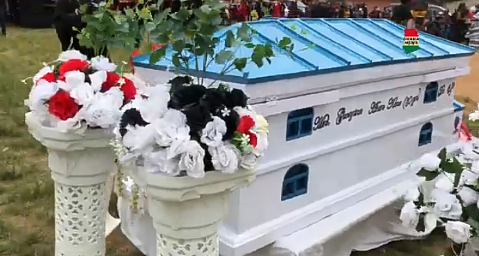 3a48377654f36c87900ffba6d823529a?quality=uhq&resize=720 - Prophet Kumchacha buries his mother with a Mansion, Maserati and a DSTV coffin (+Photos)
