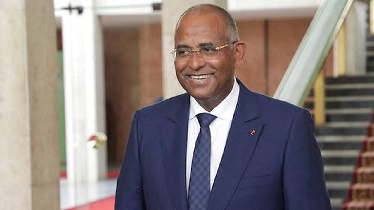Côte d'Ivoire: le Premier ministrePatrick Achi hospitalisé en France