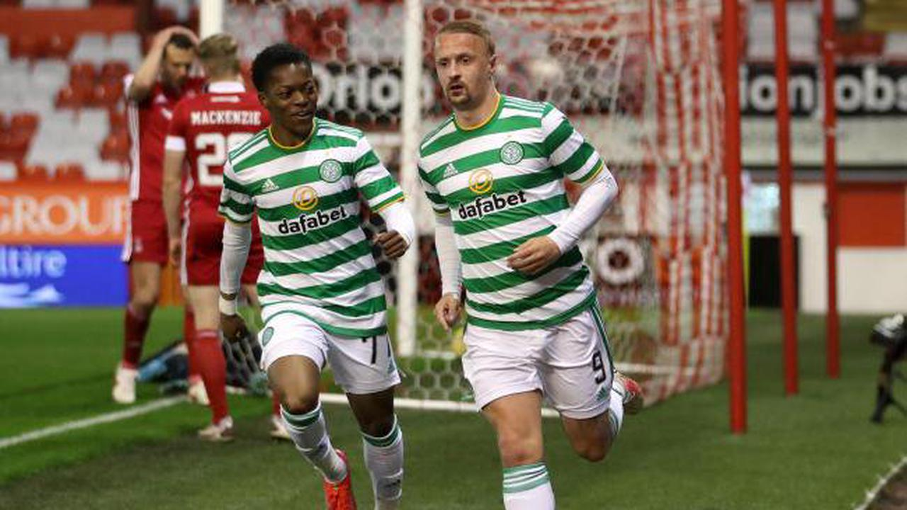 Celtic squad feel 'duty' to Leigh Griffiths as team-mate tips striker for Euros