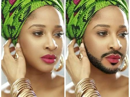 If Women Were To Grow Beard, See How Our Female Celebrities Would Have Looked (Photos).