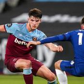 Checkout What Declan Rice Said On Mason Mount's Current Form