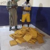 San-pédro : un planteur et un vendeur de chaussures arrêtés avec 79 kg de drogues