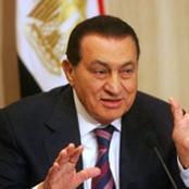 أمر ما فعله «مبارك» عند زيارته لقناة الجزيرة في قطر