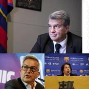 Among these 3 candidates, who do you think will win? Laporta, Fonts, Freixa? See for yourself.