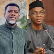 After Elrufai Said He Would Not Pay Ransom If His Son Was Kidnapped, Read What Reno Omokri Said