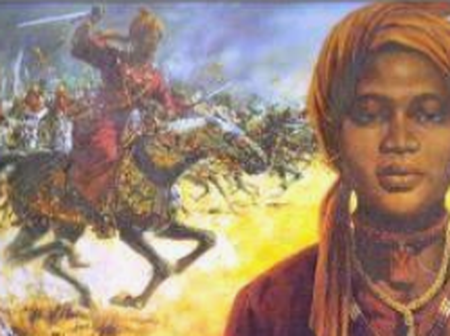 Meet the first woman to rule an African kingdom in the 16th century