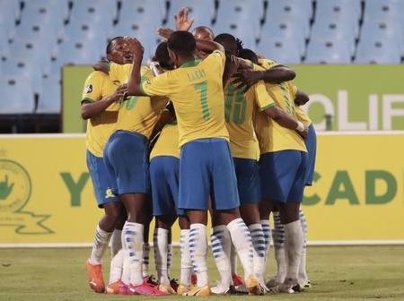 CAF Champions League: Sundowns has done it again